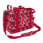 Nebraska Cornhuskers Bloom Mini Duffle Bag