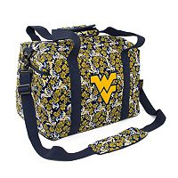 West Virginia Mountaineers Bloom Mini Duffle Bag