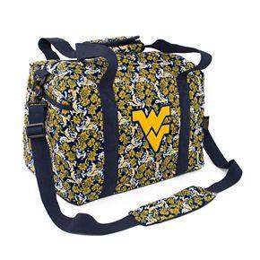 West Virginia Mountaineers Bloom Mini Duffle Bag
