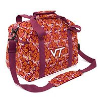 Virginia Tech Hokies Bloom Mini Duffle Bag