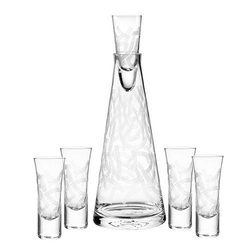 Qualia Malibu 6-pc. Vodka Set