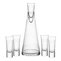 Qualia Pacifica 6 pc Vodka Set