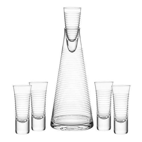 Qualia Pacifica 6-pc. Vodka Set