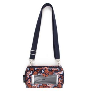 Auburn Tigers Bloom Crossbody Wallet