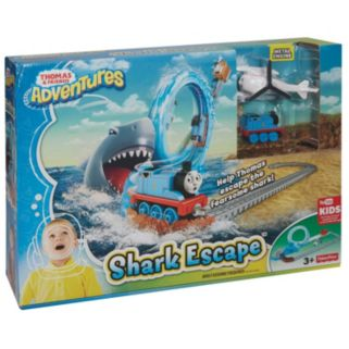 Thomas & Friends Thomas Adventures Shark Escape by Fisher-Price