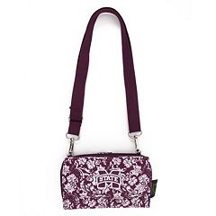 Mississippi State Bulldogs Bloom Crossbody Wallet
