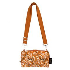 Tennessee Volunteers Bloom Crossbody Wallet