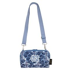 North Carolina Tar Heels Bloom Crossbody Wallet