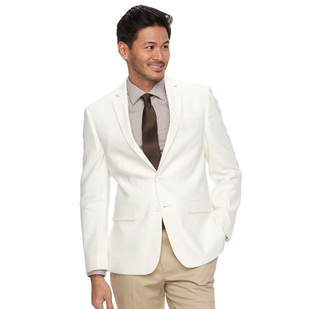Men's Van Heusen Slim-Fit Flex Linen-Blend Sport Coat