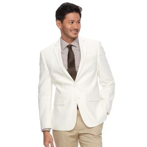 Men's Van Heusen Slim-Fit Flex Linen-Blend Sport Coat