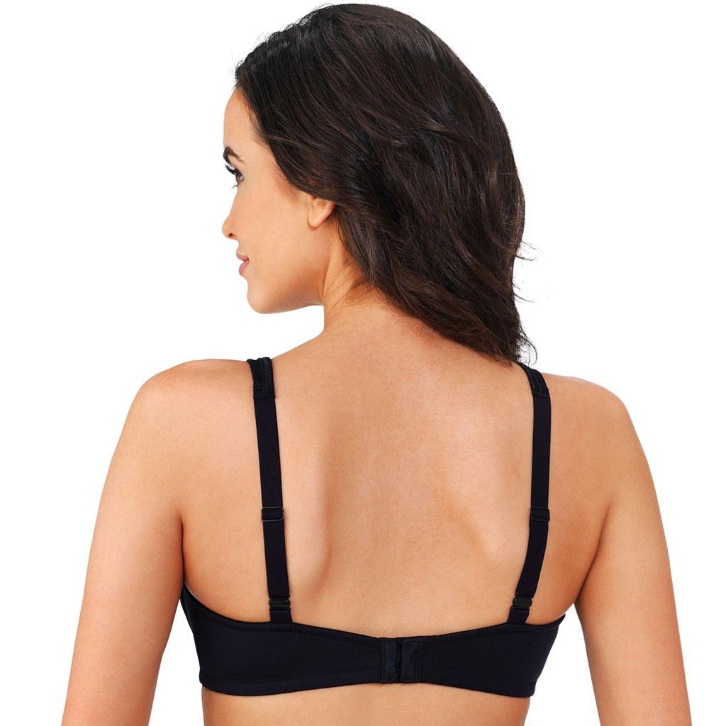 Vanity Fair Bra: Body Caress Lace Wire-Free Convertible Bra 72336 - Women's
