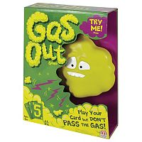 Gas Out Game by Mattel