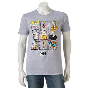 Men's Cartoon Network Tee