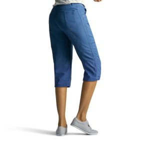 Petite Lee Lorelie Relaxed Fit Skimmer Capris
