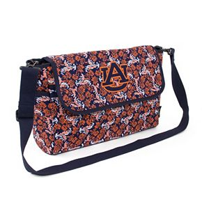 Auburn Tigers Bloom Messenger Bag