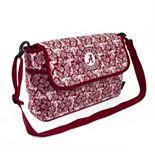 Alabama Crimson Tide Bloom Messenger Bag