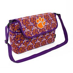 Clemson Tigers Bloom Messenger Bag