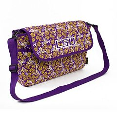 LSU Tigers Bloom Messenger Bag