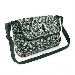 Michigan State Spartans Bloom Messenger Bag