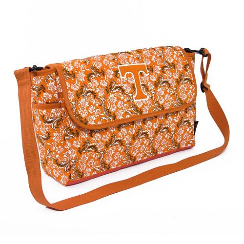 Tennessee Volunteers Bloom Messenger Bag