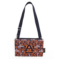 Auburn Tigers Bloom Crossbody Bag