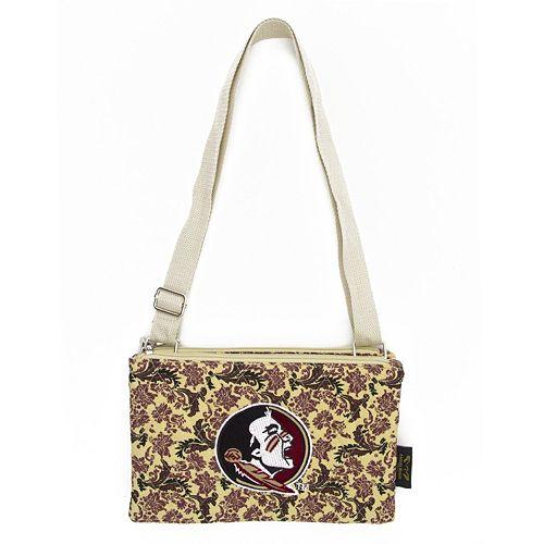 Florida State Seminoles Bloom Crossbody Bag