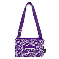Kansas State Wildcats Bloom Crossbody Bag