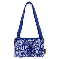 Kentucky Wildcats Bloom Crossbody Bag