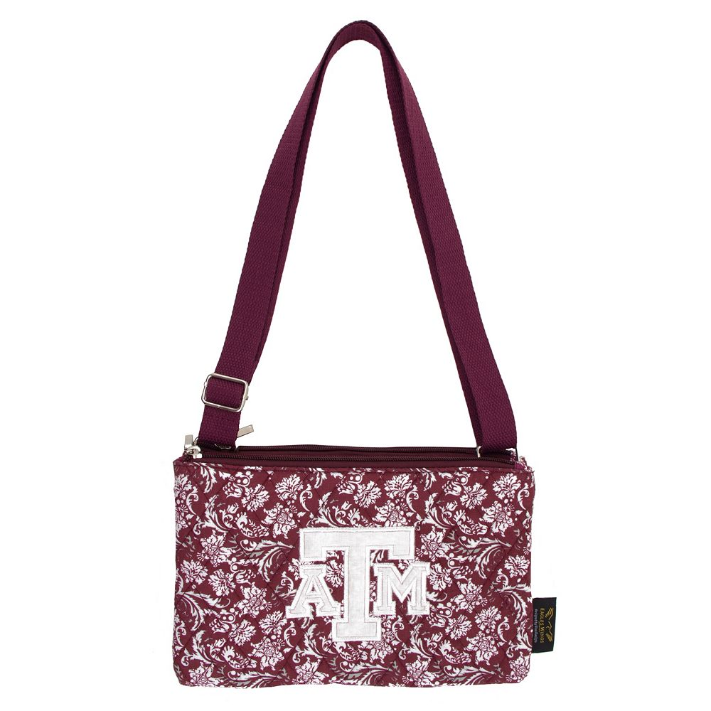 Texas A&M Aggies Bloom Crossbody Bag