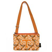 Tennessee Volunteers Bloom Crossbody Bag