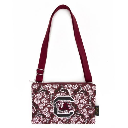 South Carolina Gamecocks Bloom Crossbody Bag
