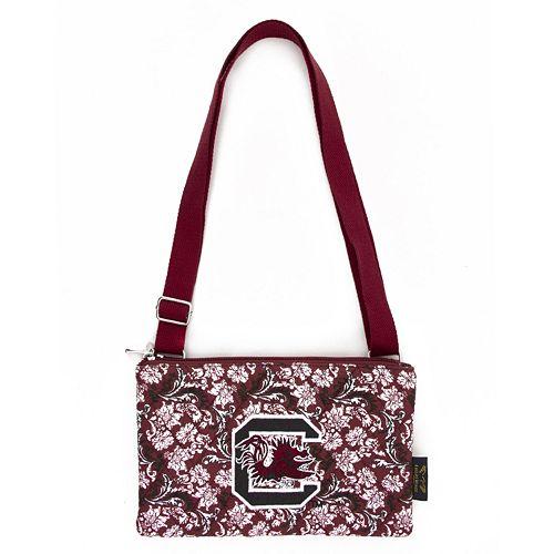 South Carolina Gamecocks Bloom Crossbody Bag