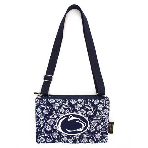 Penn State Nittany Lions Bloom Crossbody Bag