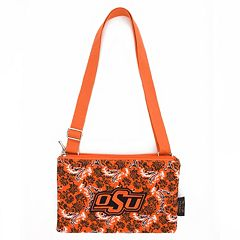 Oklahoma State Cowboys Bloom Crossbody Bag