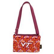 Virginia Tech Hokies Bloom Crossbody Bag