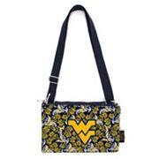 West Virginia Mountaineers Bloom Crossbody Bag