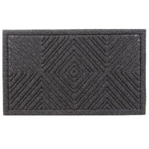 Apache Mills Mega Scraper Diamond Geometric Doormat