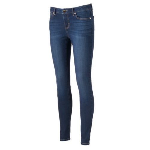 Women's Jennifer Lopez Sculpting Skinny Jeans