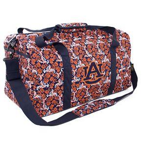 Auburn Tigers Bloom Large Duffle Bag