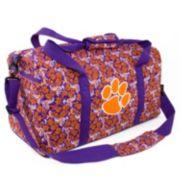 Clemson Tigers Bloom Large Duffle Bag