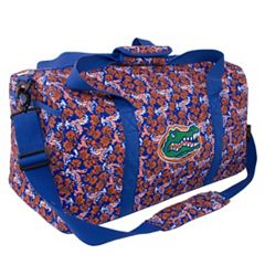 Florida Gators Bloom Large Duffle Bag