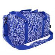 Kentucky Wildcats Bloom Large Duffle Bag
