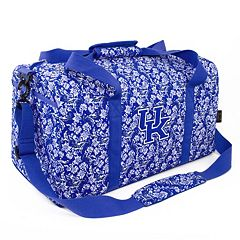 Kentucky Wildcats Bloom Large Duffle Bag