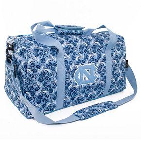 North Carolina Tar Heels Bloom Large Duffle Bag