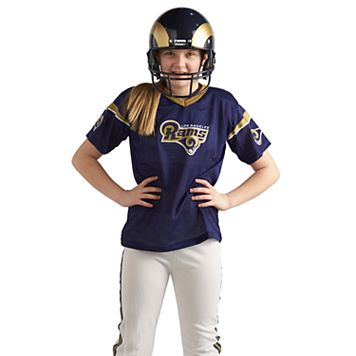 Youth Franklin Los Angeles Rams Football Uniform Set