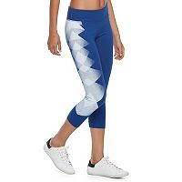 Juniors' SO® Tie-Dye Yoga Capri Leggings