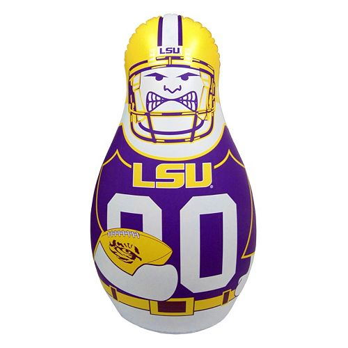 LSU Tigers 40-Inch Bop Bag