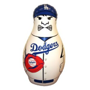 Los Angeles Dodgers 40-Inch Bop Bag