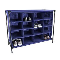 Sunbeam 16-pair Shoe Rack