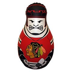 Chicago Blackhawks 40-Inch Bop Bag